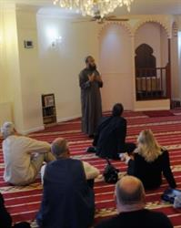 Idris Nawab, Imam of Worthing Mosque